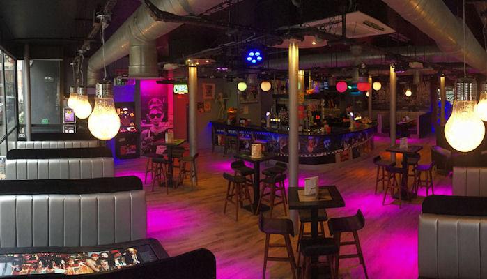 Northern Quarter Restaurants - Bar21