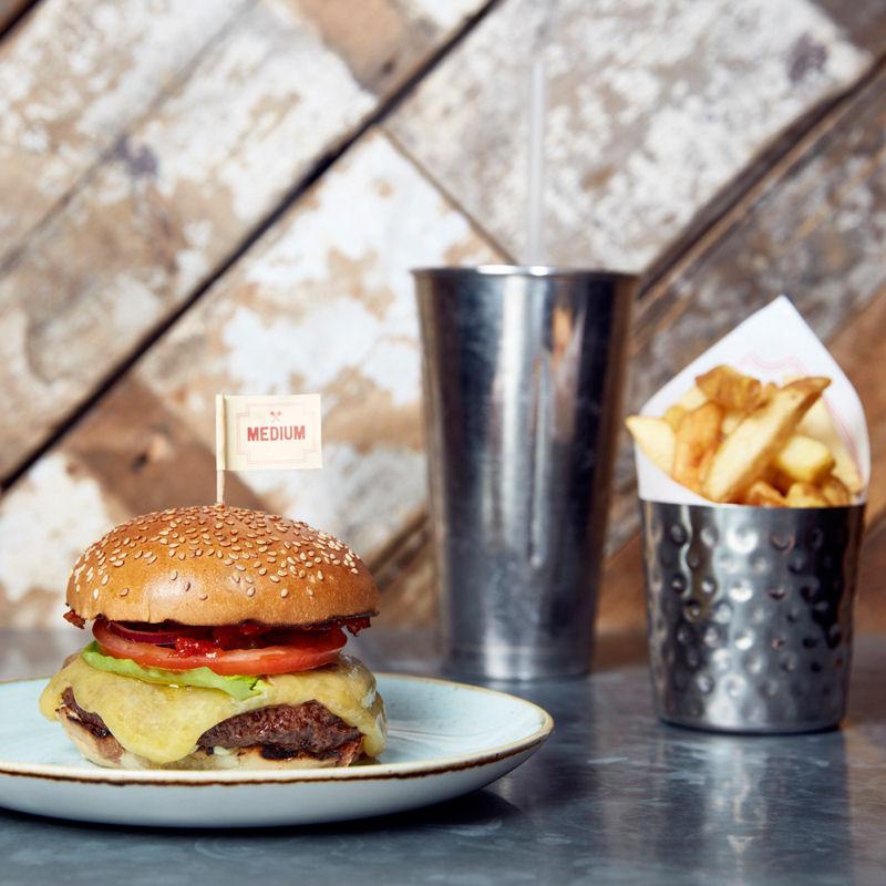 Gourmet Burger Kitchen Menu Manchester