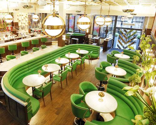 Restaurants near the Royal Exchange Manchester ~ Neighbourhood