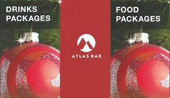 Christmas At - Atlas Bar