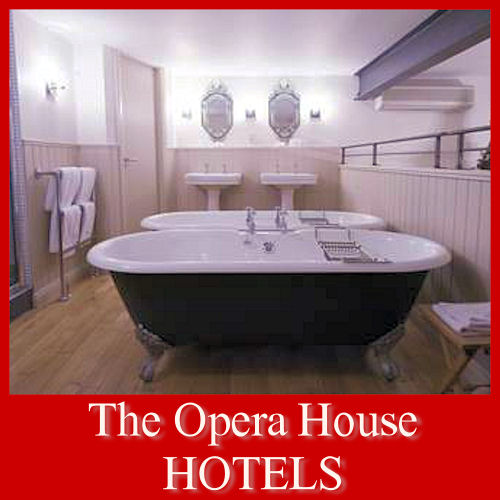 click here for Hotels near Manchester Opera House