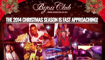 Christmas At - The Bijou Club