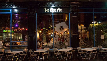 Christmas At - The Blue Pig