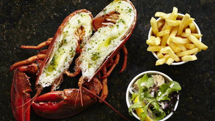 Steak or Lobster for £17 at Alto Manchester