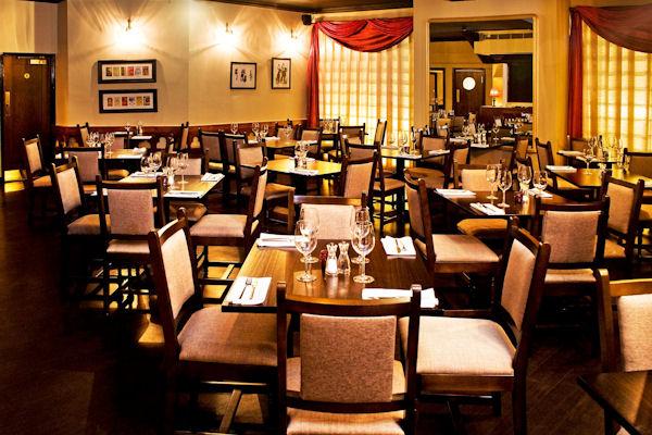 British restaurants in Manchester - Annies Manchester