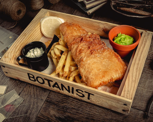 Restaurant deals in Manchester - The Botanist Alderley Edge