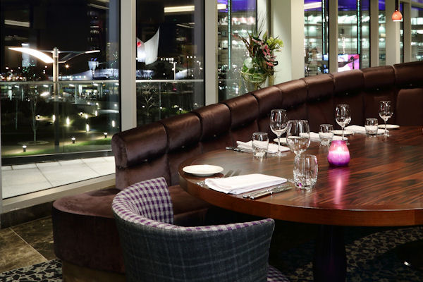 Best Manchester Restaurants - Damson Media City