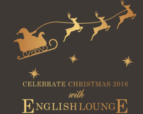 Christmas In Manchester Restaurants -  The English Lounge