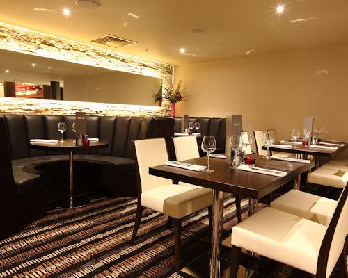 Fahrenheit Restaurant Manchester