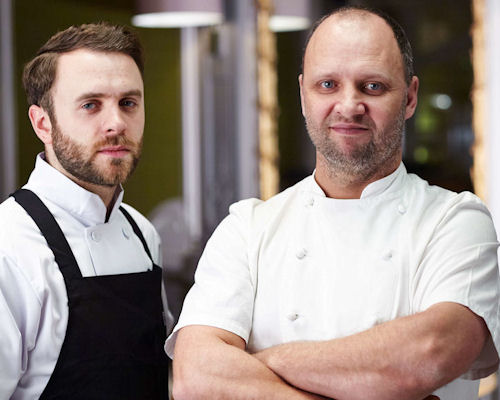 Simon Rogan & Adam Ried - The French Manchester
