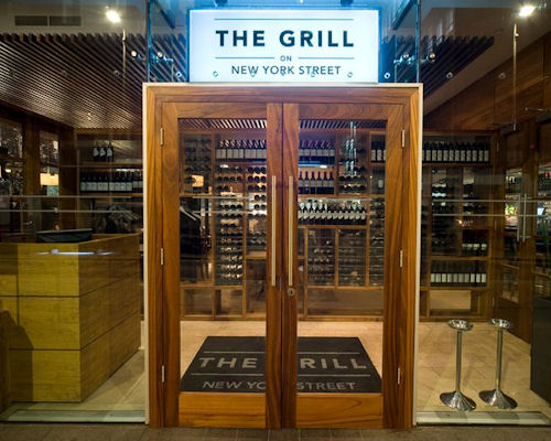 The Grill On New York Street Manchester