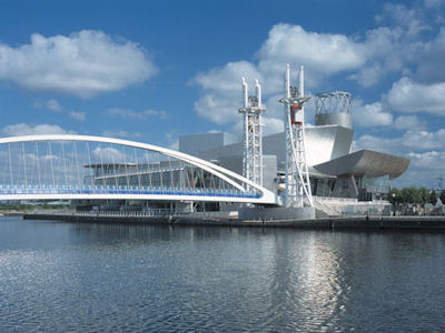 The Lowry Restaurant Salford Quays