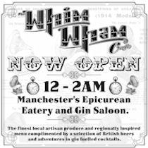 The Whim Wham Cafe Manchester