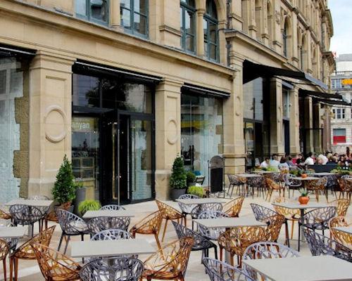 Restaurants near Manchester Arena ~ Corn Exchange Manchester
