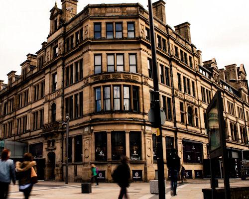 Restaurants near Royal Exchange ~ Corn Exchange Manchester
