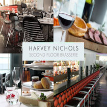 Second Floor Brasserie at Harvey Nichols Manchester