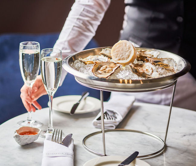 Best Restaurants Manchester ~ Brasserie ABode