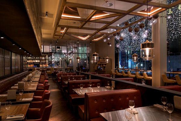 Restaurants near the Royal Exchange ~ Alchemist Manchester