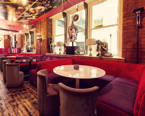 Northern Quarter Restaurants - Lammars