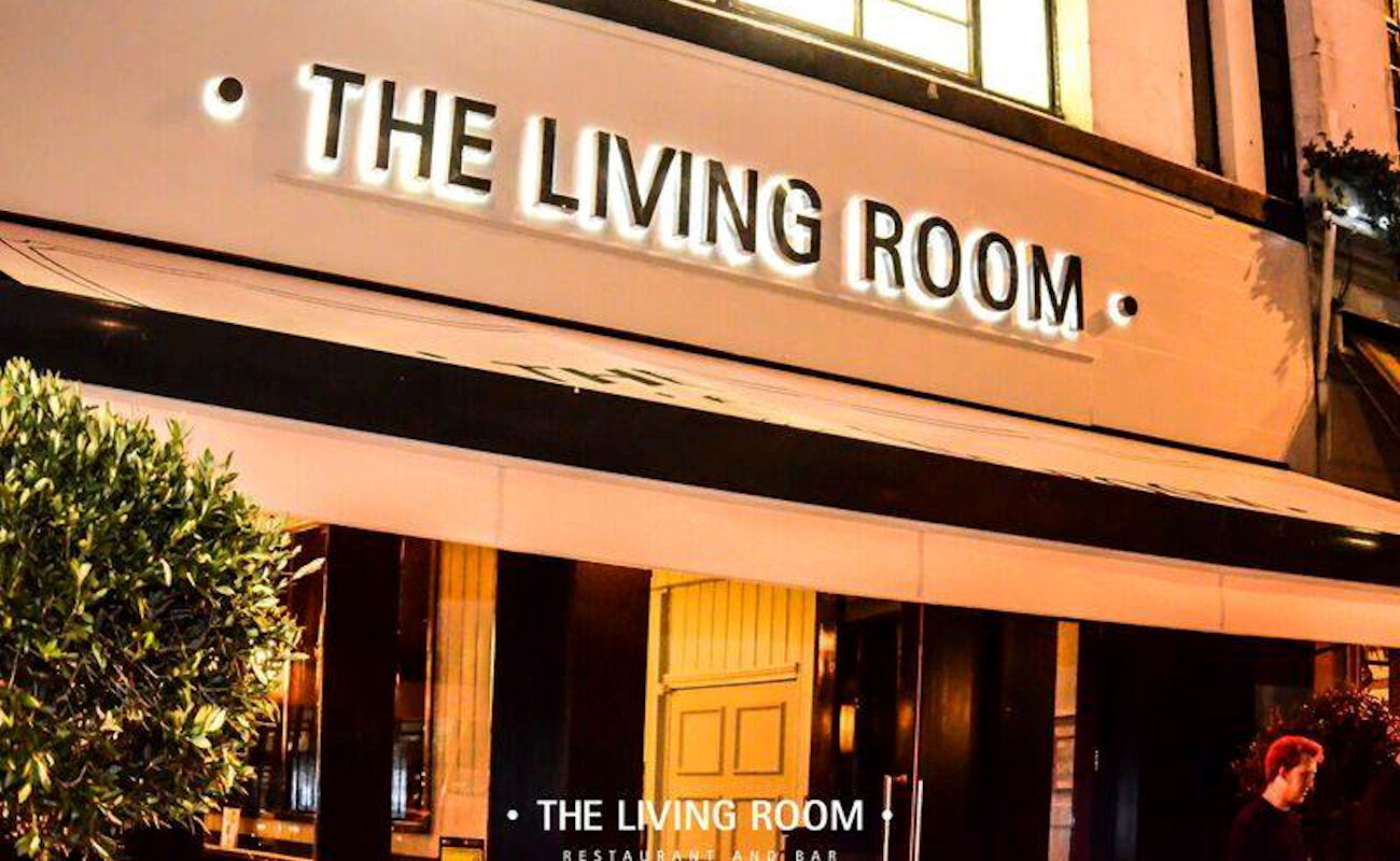 The Living Room Restaurant Manchester