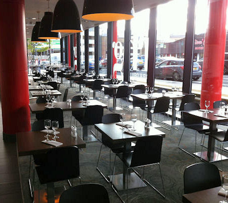 Northern Quarter Restaurants - RBG