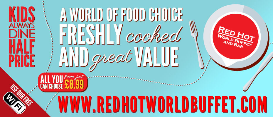 Red Hot World Buffet - Manchester