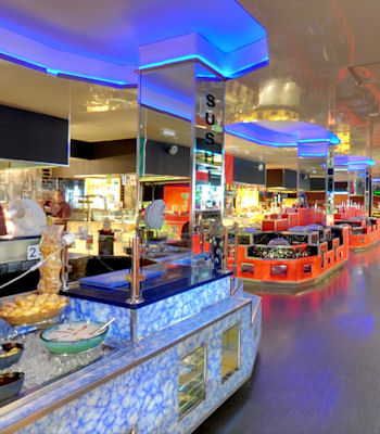 Best Restaurants in Manchester - Red Hot World Buffet Manchester