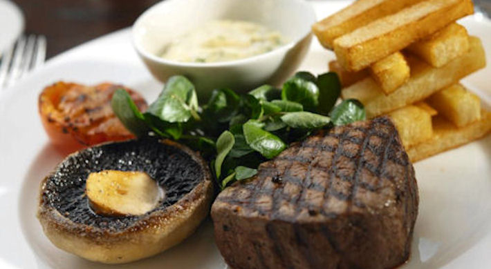 Northern Quarter restaurants in Manchester - The Scottish Steak Club