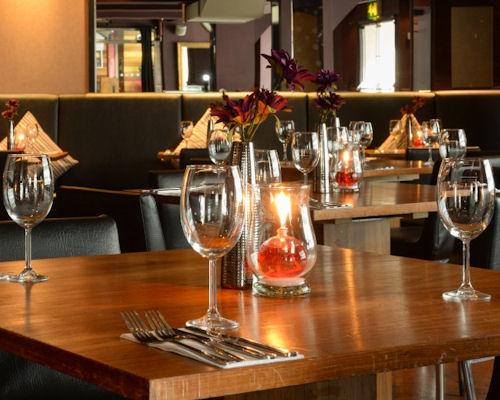 Restaurants near the Royal Exchange Manchester - Tiger Tiger Manchester