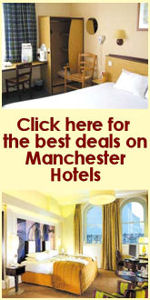 click here for the best deals on Manchester Hotels