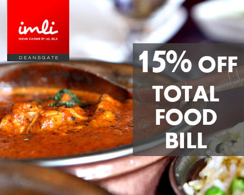 Imli Indian Restaurant Manchester