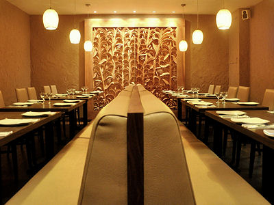 Indian restaurants in Manchester - Mughli Rusholme