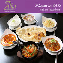Akbars restaurant manchester reviews and information for Akbar cuisine of india coupon
