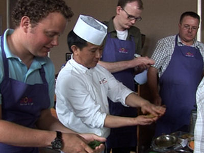 Zouk Indian Cookery Classes Manchester