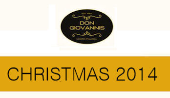 Christmas At - Don Giovannis