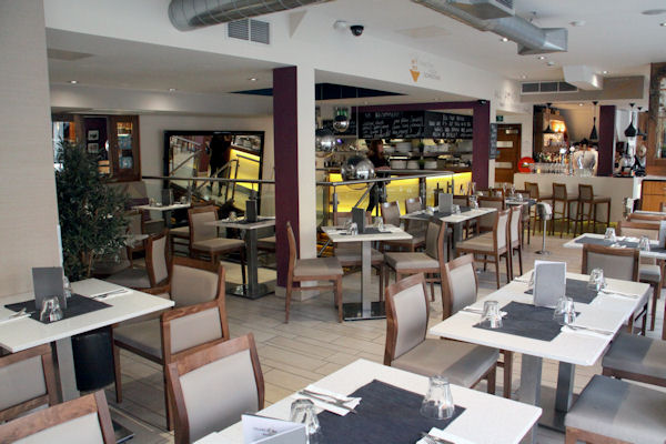 Best Italian Restaurants In Central Manchester