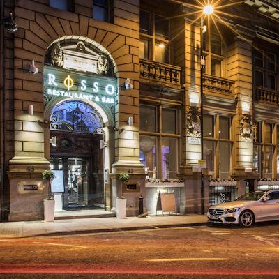 Manchester Restaurants ~ Rosso