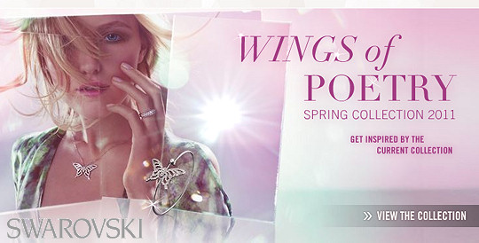 Easter gifts from Swarovski
