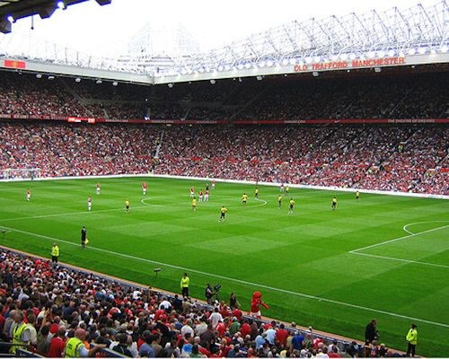 Restaurants near Old Trafford Manchester
