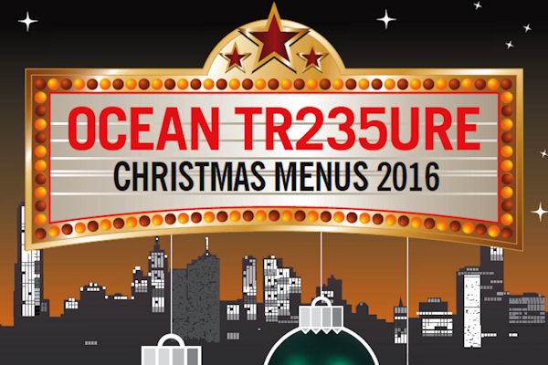 Christmas In Manchester Restaurants - Ocean Treasure