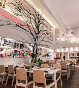 Persian Restaurant Manchester City Centre