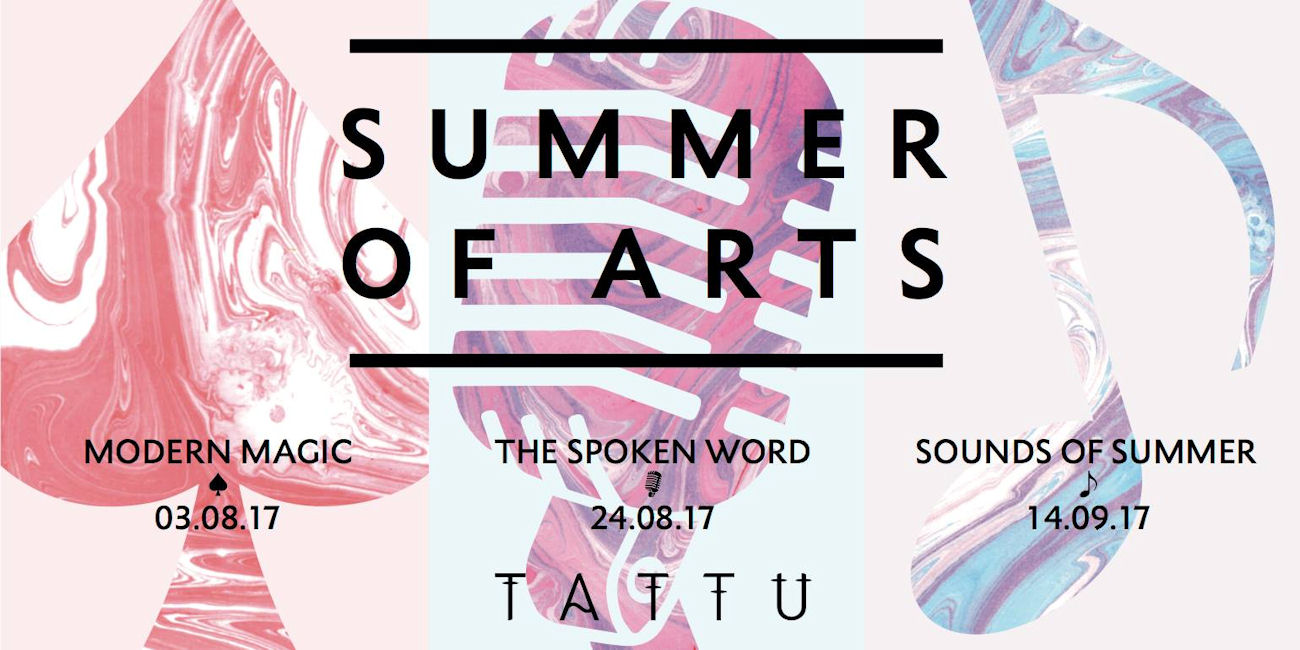 Summer of Arts at Tattu