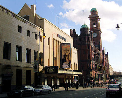 Restaurants near the Palace Theatre Manchester