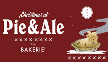 Christmas At - Pie & Ale