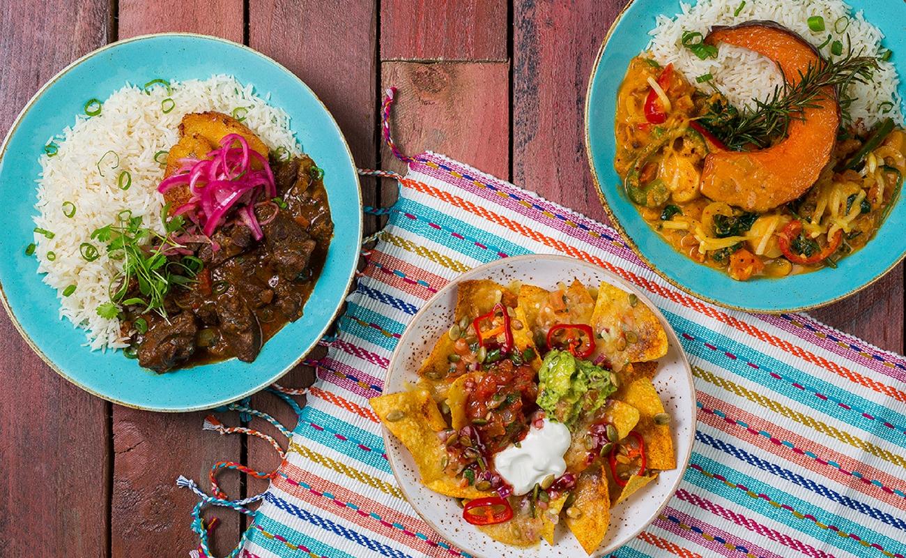 Manchester Restaurants ~ Las Iguanas Manchester
