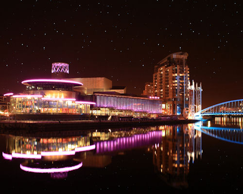 Hotels Near The Lowry Salford