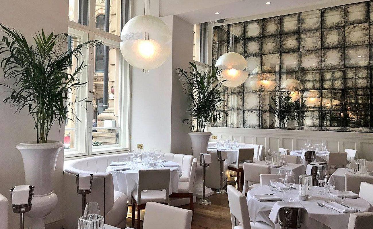 Restaurants Of Manchester - Rosso Manchester