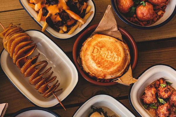 African restaurants in Manchester - Chakalaka