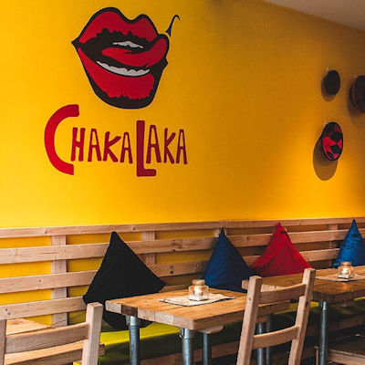 Restaurants in Manchester with Alfresco Dining - Chakalaka