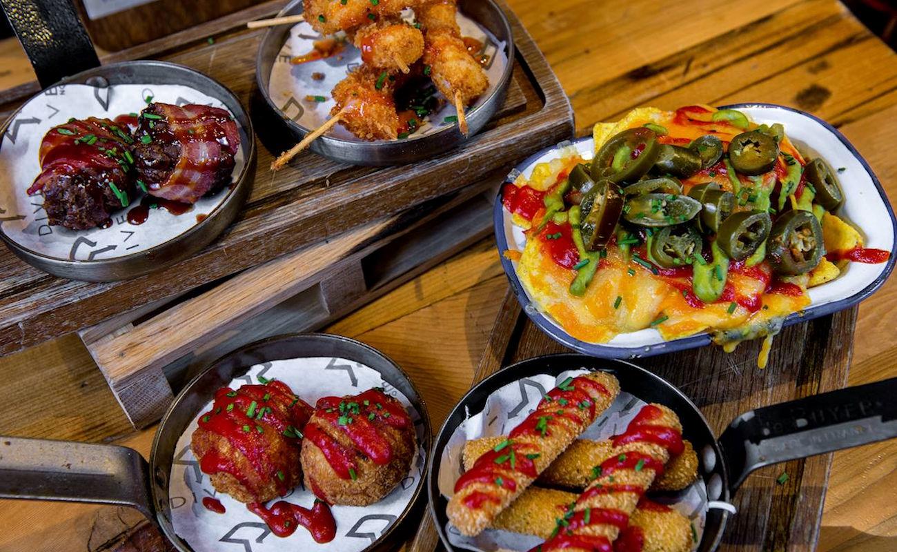 Manchester Restaurant Offers ~ Dive Manchester